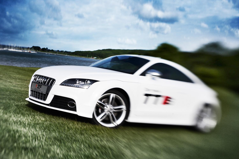 Audi TTS Campushalle by Jörg Oestreich Flensburg